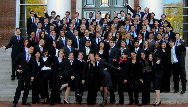 Harvard Business School, Section B, Class of 2010